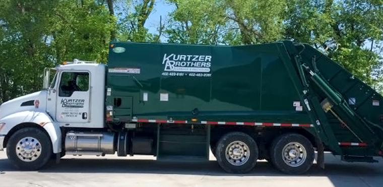 Welcome to Kurtzer Brothers Garbage & Recycling Service